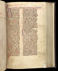 Beginning of the Chronicle of the Saxons , in Geoffrey of Monmouth; Annals To 1294 with Additions